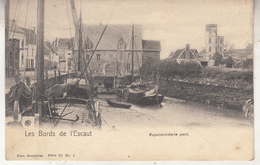 Rupelmonde - De Haven - 1907 - Uitg. Nels, Brussel Serie 70 Nr 4 - Kruibeke