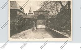 4054 NETTETAL - HINSBECK, Schloß Krickenbeck, Eingang, 1929 - Nettetal