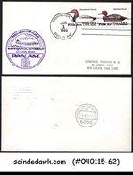 UNITED STATES USA - 1985 PAN AM WASHINGTON D.C. To FRANKFURT - FFC - Premiers Jours (FDC)