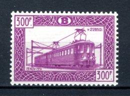 TR321 MNH 1952 - Locomotieven - Ferrovie