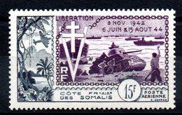 SOMALIS - YT PA N° 24 - Neuf ** - MNH - Cote: 17,30 € - French Somali Coast (1894-1967)