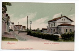 Amriswil Bahnhof Poststrasse  -   513 - TG Thurgovie