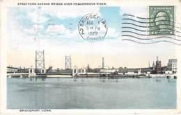 Stratford Avenue Bridge Over Pequonnock River - Bridgeport ,Conn. 1920 - Bridgeport