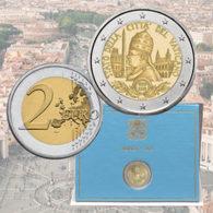 """Vatican 2019 : 2 Euro Commémorative  """"90 Ans De La Fondation De La Cité Du Vatican"""" (BU En Coffret) - DISPO EN FRANCE - Vaticano"""