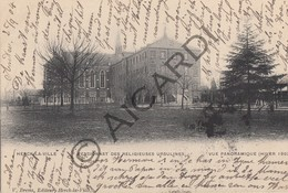 Postkaart - Carte Postale -HERK-DE-STAD - Pensionnat Des Religieuses Ursulines (A195) - Herk-de-Stad