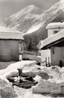 73-PRALOGNAN LA VANOISE-N°T1182-G/0149 - Pralognan-la-Vanoise
