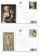 BK170/172. EUROPALIA - Cartoline Illustrate