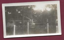 120420D - PHOTO Amateur 1938 - 33 LE CAP FERRET Villa Le Poulichon - Lugares