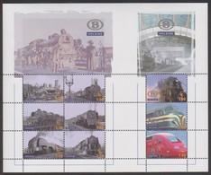 TRV BL 12 - Belgica 2006 (zonder Nr/sans N°) - Chemins De Fer