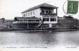 ALGERIE SIDI FERRUCH  STATION ESTIVALE HOTEL DE LA PLAGE - Algeria