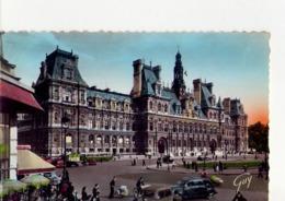 CPSM - PARIS - 14 - L'HOTEL DE VILLE  - N° 4083 - - Other Monuments