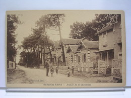 17 - RONCE LES BAINS - AVENUE DE LA CHAUMIERE - ANIMÉE - Other Municipalities