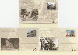 BK223/233.  AUTREFOIS... ET MAINTENANT - Geïllustr. Kaarten