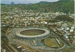 CPM Brésil Rio De Janeiro Stade Maracana - Rio De Janeiro