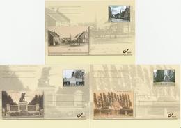 BK234/244.  AUTREFOIS... ET MAINTENANT - Geïllustr. Kaarten