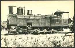 Locomotives De L'Orléans N° 458 - Machine-tender N° 2203 (type 050) - Edit. H. M. P. - Voir 2 Scans - Trains