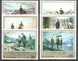 North Korea ; 1976 Revolutionary Activities Of Kim II Sung - Korea, North