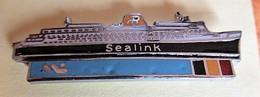 Pin's - Sealink - Boten