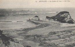 CPA HENDAYE - LES ROCHERS DE LOYA - Hendaye