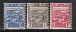 ALGERIE - N°163/5 ** (1941) - Ongebruikt