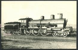 Locomotives Suisse (Chemins De Fer Fédéraux) - Locomotive Série 700 (type 230) - 861 - H. M. P. - Voir 2 Scans - Trains