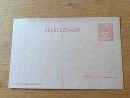 KS1 Ungarn Ganzsache Stationery Entier Postal P 72b - Entiers Postaux