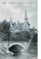 X35/  SBP KAART: HERENTALS  KASTEEL EN DE KLEINE NETE - Belgique