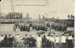 """COGNAC , Une Revue Du 33e D' Infanterie ( Dépôt ) , + Cachet Au Dos: """" HOPITAL AUXILIAIRE N°5 DE COGNAC """" - Cognac"""