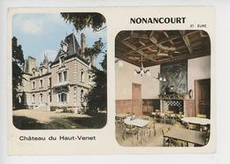 Nonancourt : Château Du Haut-Venet (multivues) N°2 Combier - Autres Communes