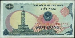 VIETNAM Viet Nam - 1 Dong 1985 AU-UNC P.90 - Vietnam