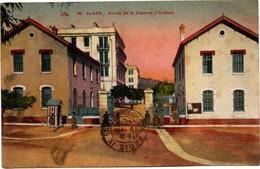 Alger 1937 - Entrée De La Caserne D'Orléans - CAP 99 - Algiers