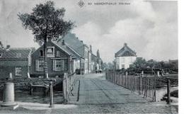 X36/  SBP KAART:    HERENTALS   1907 HIKSTRAAT       PRACHTBEELD!! - Belgique
