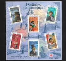 2003 - France -destinées Romanesques / YT 60 / MNH** - Blocs & Feuillets