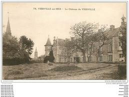 14 VIERVILLE-SUR-MER. Le Château - France