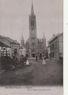 2-4---florenville--veritable Carte Photol Eglise---voir Recto Verso---livraison Gratuite - Florenville