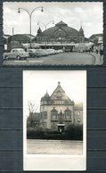 AK (Hauptbahnhof) Und Echtfoto Aus HALLE / Saale - Siehe Scans - Halle (Saale)