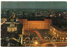 TORINO DI NOTTE - Piazza Castello E Palazzo Reale - Palazzo Reale