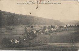 L130A_202 - Entre-Deux-Monts - Côte-Pouret Et La Chaîne De Combe-Noire - France