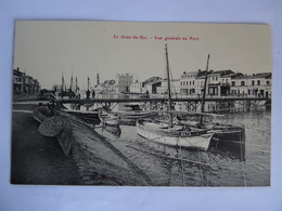 CPA 30 Le GRAU-DU-ROI Vue Générale Du Port  TBE - Le Grau-du-Roi