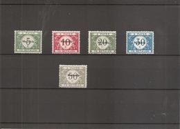 Belgique ( Occupations 79/83 X -MH) - [OC55/105] Eupen/Malmédy