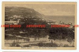 PIETRA LIGURE - VISTA DAL MONTE TRABOCCHETTO F/PICCOLO  VIAGGIATA 1932 - Savona