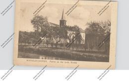 4048 GREVENBROICH - WEVELINGHOVEN, Partie An Der Kath. Kirche, 1919 - Grevenbroich