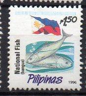 PHILIPPINES - 1996 - POISSON NATIONAL - NATIONAL FISH - P1.50 - - Filippijnen