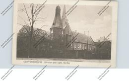 4048 GREVENBROICH, Kloster Und Kath. Kirche, 20er Jahre - Grevenbroich