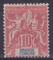 Grande Comore   N°14** - Grande Comore (1897-1912)