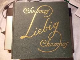 98 X LIEBIG SERIES 1907/1908/1909/1910/1911. - Liebig
