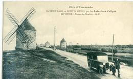 LE VIVIER  Route Des Moulins Autocar Collyer - Altri Comuni