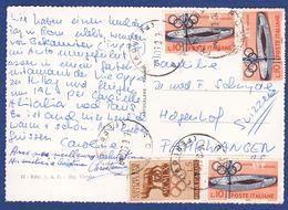 Karte (br9642) - 6. 1946-.. Republic
