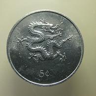 Liberia 5 Cents 2000 - Liberia