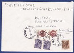 Brief Von Capri (br9654) - 6. 1946-.. Republik